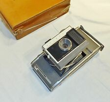 Vintage Polaroid Land Camera Model J 66 with Case, Folding Large-Format