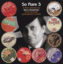 [NEW] 2CD: SO RARE 3: A THIRD SELECTION BY BARRY HUMPHRIES