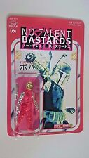 NO TALENT BASTARDS STAR WARS BASTARD BOBA 1 OF A KIND CUSTOM FIGURE AND CARD 9
