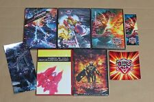 Dreamcast ng: dev. team & HUcast 5 pack gunlord redux dux 1.5 neo xyx ghost blade