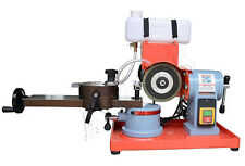 New Circular Saw Blade Sharpener Water Injection Grinding Grinder Machine 110V