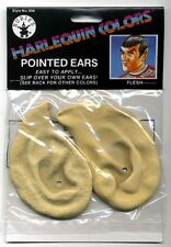 Classic Star Trek Spock Ears- Costume/Make-Up/Uniform