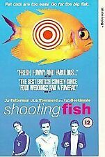 SHOOTING FISH VHS PAL KATE BECKINSALE,STUART TOWNSEND,PETER CAPALDI RARE 90'S