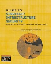 Strategic Infrastructure Security by Randy Weaver (2008, Paperback)