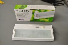 2-ALICO ZEELED LD009RSF 120V LED Undercabinet 2.5W Direct Wire 50,000Hr WHITE