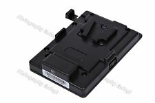 V Mount Battery Mount Adapter Plate with D-tap for Video Camera Camcorder