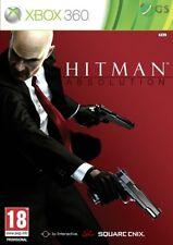 Hitman Absolution & Francotirador Desafío Dlc Xbox 360 * nuevo Sellado Pal *