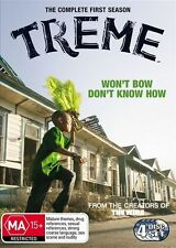 TREME - THE COMPLETE FIRST SEASON( AS NEW) AUSSIE SELLAR [REGION 4]