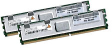 2x 2gb 4gb ram comp. HP 397413-b21 667 MHz FB DIMM ddr2 de mémoire fully Buffered