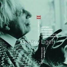 NOTT/BP - THE LIGETI PROJECT 2  CD KLASSIK SINFONIE ORCHESTER NEU