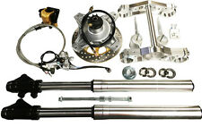 Honda CT70 Hydraulic Forks w/Disc Brakes, Headlight Brackets,Spedo Gear/Cable, h