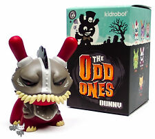 Gnaw Hell Hound The Odd Ones by Scott Tolleson x Kidrobot Dunny Series New