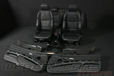 BMW 3er m3 e92 COUPE Nappa sedili in pelle PELLE dotazione LEATHER SPORT seats