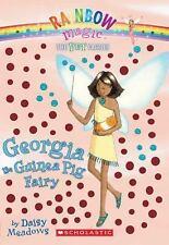 Georgia, the Guinea Pig Fairy (Pet Fairies, No. 3) Meadows, Daisy Mass Market P