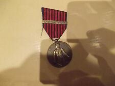belle medaille  belge ww2 engager volontaire soldat au glaive barette pugnator+d