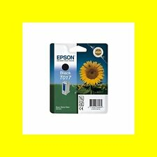 CARTUCCIA ORIGINALE EPSON STYLUS COLOR 680/685 * t017 Black-Nero * Nuovo