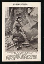 Military WW1 Canada British Heroes Lance Corporal R.G.SHEALE DCM PPC