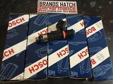 Bosch 550cc 6 point Fuel Injectors Full Set of 4