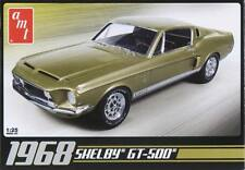 AMT 1/25 1968 '68 Ford Mustang Shelby GT500 Plastic Model Kit #634