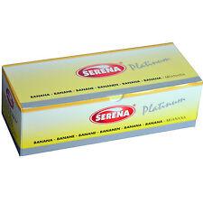144 Preservativi Profilattici Serena BANANA 1 Confezione Scatola + Durex omaggio