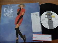 KYLIE MINOGUE 1988 GOT TO BE CERTAIN 7in 45rpm single RECORD JUKEBOX