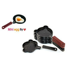 Cute Home Kitchen Tools Breakfast Omelette Cooker Mini Egg Pancake Pan