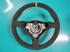 Porsche 911/993/996/Boxster Custom Padded Steering Wheel - NEW Alcantara