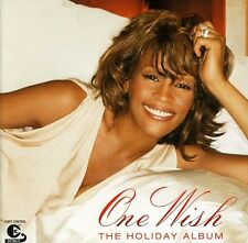 Whitney Houston - One Wish: The Holiday [New CD] Portugal - Import