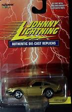 Johnny Lightning Authentic Die Cast Replicas 1981 Z-Car GOLD 1.64 MOC 1999