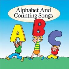 Alphabet Counting Songs New DVD