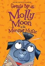 Molly Moon & the Monster Music-ExLibrary
