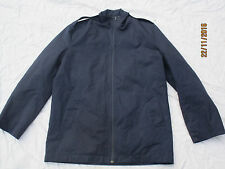 Blu Scuro Royal Navy Jacket Mans Antivento, Tgl 180/100,luce Marine Giacca,#2