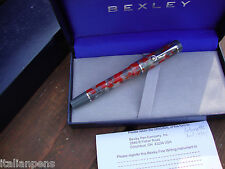 BEXLEY MOLTENI ANTOINETTE LIMITED EDITION FOUNTAIN PEN # 01/28