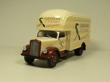IXO 1:43 TRUCK - OPEL BLITZ - chocolate o tucano - Diecast car model