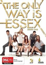The Only Way Is Essex [2 DVD Set], Region 4, Like New, Fast Next Day Post...6936