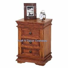 KraftNDecor Contemporary Wooden Cabinet In Brown Colour