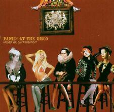 PANIC! AT THE DISCO CD - A FEVER YOU CAN'T SWEAT OUT (2005) - NEW UNOPENED