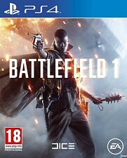 BATTLEFIELD 1 PS4 GARANTIA TOTAL