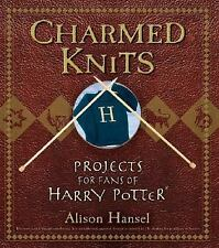 Charmed Knits Projects for Fans of Harry Potter by Alison Hansel, Knitting Book!