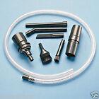 Mini Micro Vacuum Cleaner Attachment 7+1 Tool Kit-8 Piece Set Miele,Eureka,Shark