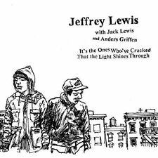 FREE US SHIP. on ANY 2 CDs! NEW CD Jeffrey Lewis with Jack Lewis & : It's the On