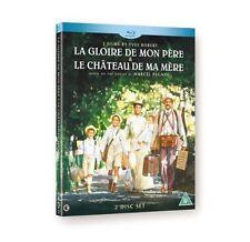 La Gloire de Mon Pere & Le Chateau de Ma Mere - Blu ray NEW & SEALED