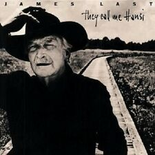 "JAMES LAST ""THEY CALL ME HANSI"" CD NEUWARE"