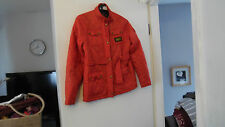 Girl's BARBOUR INTERNATIONAL RED FLYWEIGHT QUILTED JACKET - Size XXL 14/15
