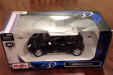 NEW 1:24 MINI Cooper Diecast Model Car by Maisto Special Edition #533307