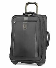 Travelpro Marquis 20 in. Carry-On Expandable Rollaboard -Luggage Black-MSRP $320
