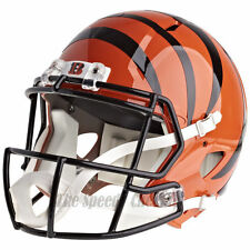 CINCINNATI BENGALS RIDDELL SPEED NFL FULL SIZE REPLICA FOOTBALL HELMET