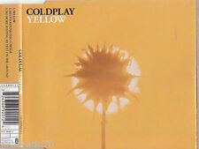 COLDPLAY Yellow CD Single