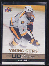 2013-14 Upper Deck Canvas #C108 Seth Jones Young Guns