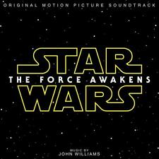 CD  Star Wars The Force Awakens  2015 Neu